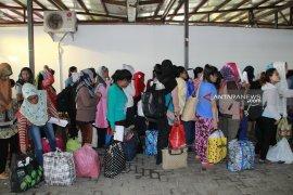 315 TKI ilegal di Sabah dideportasi ke Nunukan selama dua hari