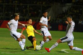 Bhayangkara FC tim kuat dengan pemain-pemain bagus