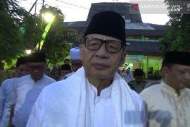 Gubernur Banten ajak ponpes di Banten jadi motorik peredam suhu politik