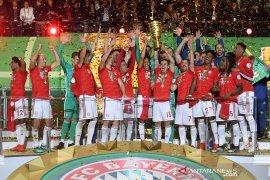 Munchen juarai Piala Jerman usai kalahkan Leipzig 3-0