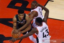 Singkirkan Bucks 4-2, Raptors ke final hadapi Warriors