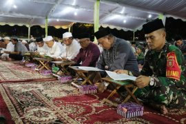 Tabalong govt hold tadarus and haflah Alquran