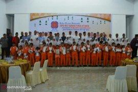 REI Sumut gelar buka bersama dan santuni 500 anak yatim