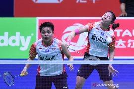Ganda putri Greysia/Apriyani melaju ke semifinal Australia Open
