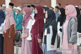 Peserta pesantren kilat dapat edukasi keuangan syariah dari OJK
