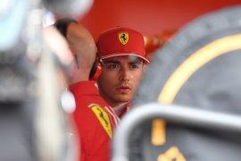 Charles Leclerc gagal wujudkan impian GP Monaco karena kecelakaan