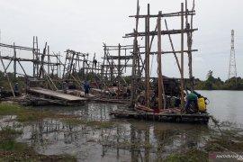 Polsek Bangka Tengah ancam penjarakan penambang timah liar