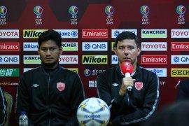Pelatih PSM memuji gol penyerang Becamex Binh Duong