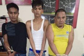 Polisi  tangkap tiga pelaku penyalahgunaan narkoba di Tanah Datar