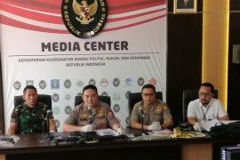 Polisi: empat tokoh nasional yang jadi target pembunuhan adalah pejabat negara