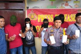 Bobol barang sitaan tiga oknum PNS Rupbasan Kemenkumham ditangkap polisi