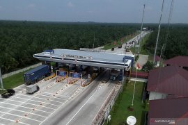 Tarif Tol Medan-Binjai diskon 15 persen (video)