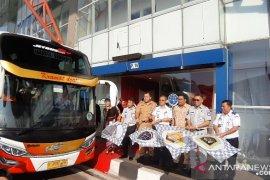 Kemenhub luncurkan operasional perdana bus AKAP Tol Trans Jawa