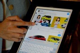 Asisten Virtual Toyota bisa diakses lewat Whatsapp