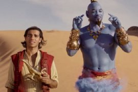 "Disney siapkan sekuel film ""Aladdin"""