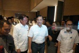 Luhut Panjaitan nilai langkah Prabowo-Sandi ke MK sudah bagus
