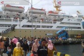 Pelni angkut 518 orang pemudik Batulicin-Surabaya