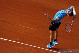 Thiem amankan posisi di semifinal keempat French