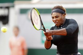 Serena Williams maju ke babak kedua French Open