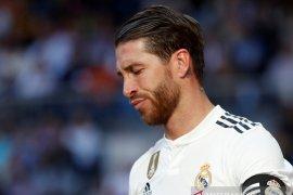 Perez tegaskan tidak akan biarkan Sergio Ramos tinggalkan Madrid