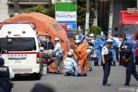 Aksi penikaman di Tokyo lukai belasan orang, termasuk anak sekolah