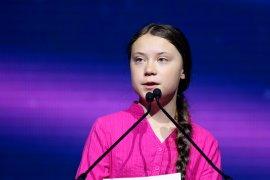 Pegiat iklim Greta Thunberg memenangkan 'Penghargaan Nobel alternatif'