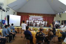 Diknas Kota Gorontalo apresiasi prestasi SMP Santa Maria di UNBK