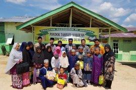 Berbagi Berkah Ramadan, Alumni UNRI RAPP Santuni Anak Yatim