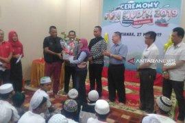 Fun mudik Telkomsel sambut perayaan Idul Fitri 1440 H