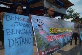 Hatam 2019, aktivis desak pencabutan ijin batu bara di hulu Sungai Bengkulu