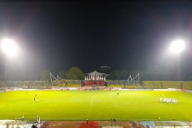 Semen Padang ditahan imbang Persib Bandung 0-0