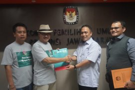 DPW PKB Jabar serahkan LHKPN 12 caleg terpilih ke KPU