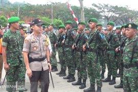 Polres Sukabumi  fokus antisipasi aksi teroris jelang Lebaran