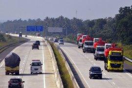 Polda Sumsel ingatkan pengemudi waspada di Sungai Sodong Kayuagung