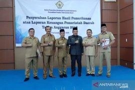 Laporan keuangan Pemkab Sambas berhasil raih WTP