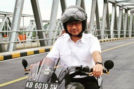 Edi Rusdi Kamtono : Operasional Jembatan Paralel Landak kurangi kemacetan