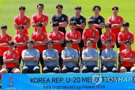 Korsel taklukkan Afsel 1-0 di Piala Dunia  U20