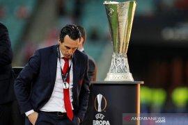 Tanggapan Emery usai gagal raih trofi Liga Europa
