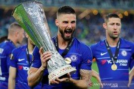 Kalahkan Arsenal 4-1, Chelsea juara Liga Europa