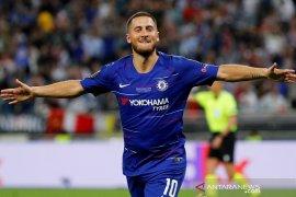 Chelsea juara Liga Europa usai jungkalkan Arsenal 4-1