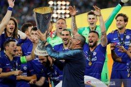 Sarri gembira Chelsea juarai Liga Europa