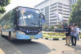 Bulog berangkatkan 1.402 penumpang mudik gratis