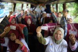 Pelindo 1 berangkatkan 6.000  pemudik serentak di enam kota Sumatera