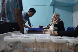 Satu orang terindikasi narkoba saat tes urine di Terminal Baranangsiang