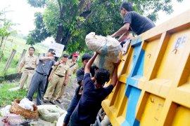 Pemkot Tangerang menyiapkan 700 petugas kebersihan pada libur Lebaran