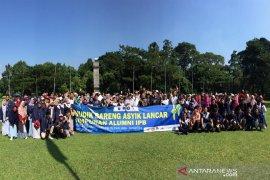 Himpunan Alumni IPB Lepas 'Mudik Asyik Lancar'