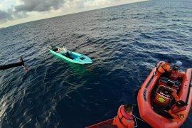Regu penyelamat Basarnas temukan nelayan yang hilang tiga hari