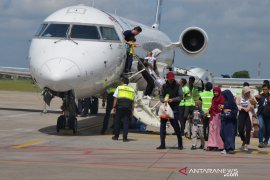 BNN Jambi tes urine pilot dan kru maskapai Garuda Indonesia