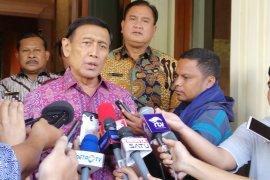 Wiranto tegaskan wacana referendum Aceh tak relevan