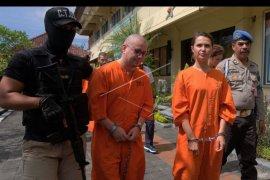 WNA komplotan pengedar narkoba ditangkap